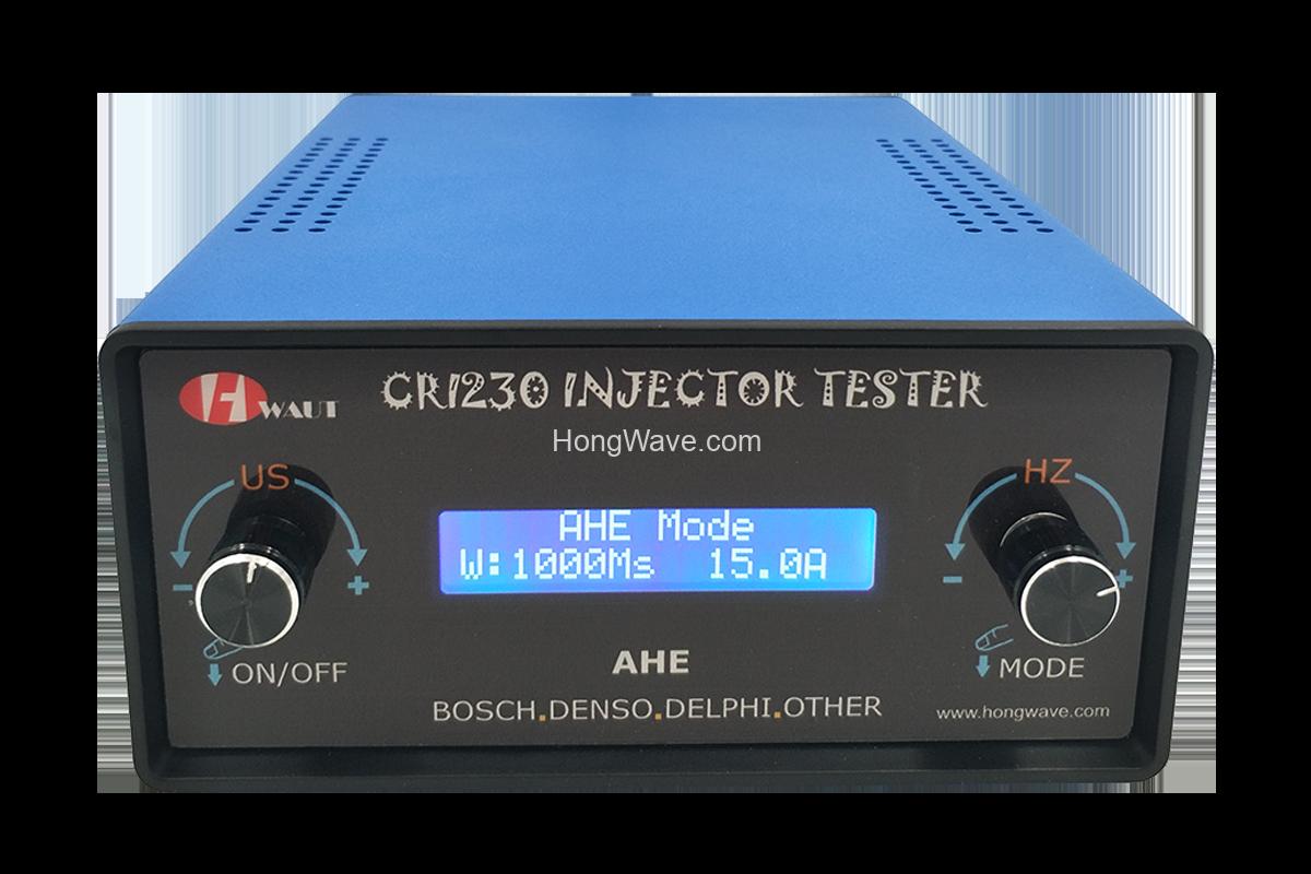 CRI230 Common rail injector tester