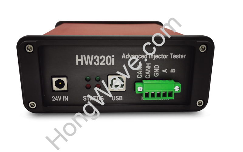 HW320i injector comprehensive tester